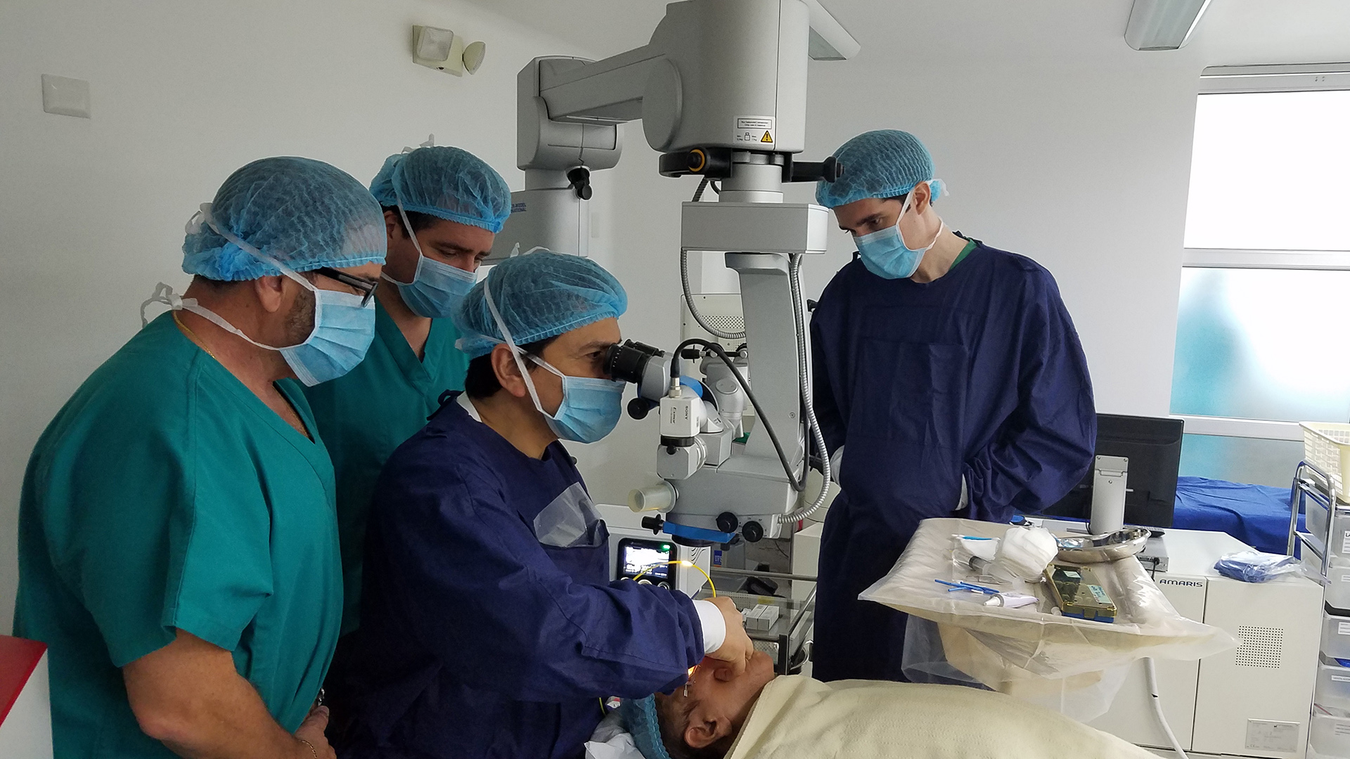 Cyclo G6 Glaucoma Laser Available in Mexico