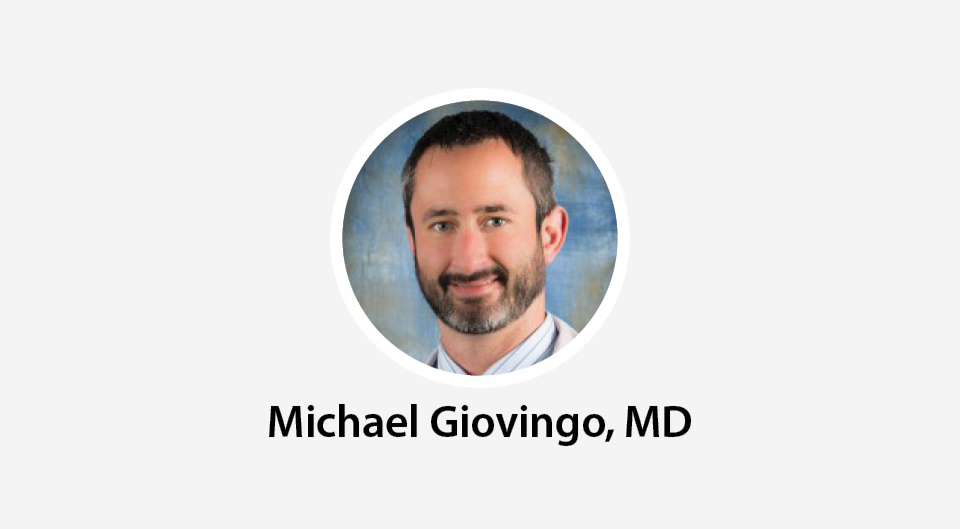 Webinar with Dr. Michael Giovingo