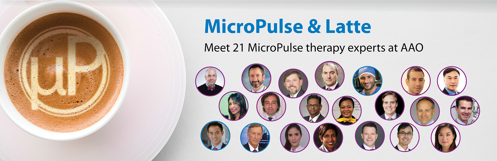 Meet MicroPulse Therapy Experts at AAO